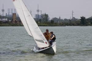Windmill Sailors Rick & Eli